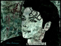 In Memory  Michael Jackson by Marie Luise Strohmenger