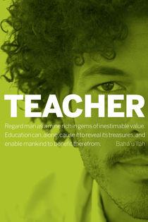 Teacher by Rene Steiner