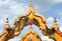 Moorish Double Arch by John Mitchell