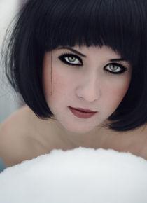 Winter Portrait von Ekaterina Planina