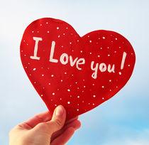 I love! von Ekaterina Planina