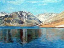 Arctic landscape in summer von yaviki
