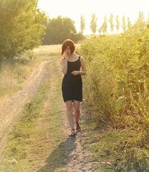 Sungirl. by Ekaterina Planina
