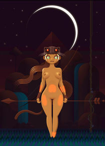 AMAZONA | Animal Gods by Juan Casini