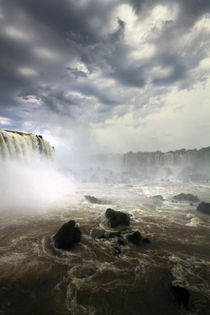 Iguassu Wasserfall von Tine Steiss