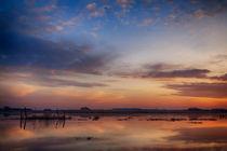 sunset by lensmoment
