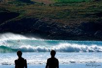 Surfer in Galicia von surfexpressions