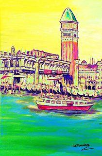 Il campanile di San Marco von loredana messina