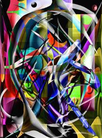 Schnipsel unter sich......  von David Renson