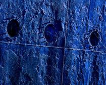 Blue Boat von Brian  Leng