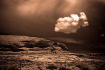 Lone Cloud - Monument Valley von Brian  Leng