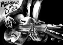 Blues Band by Lucas Alcantara