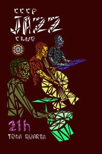 Jazz Club von Lucas Alcantara