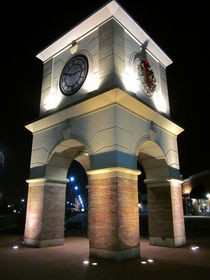 The Clock Tower von Guy  Ricketts