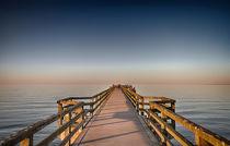 Seebrücke Boltenhagen II von photoart-hartmann