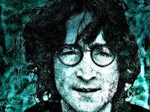 John Lennon by Marie Luise Strohmenger