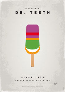 My MUPPET ICE POP - Dr Teeth von chungkong
