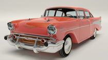 Chevrolet Bel Air 1957 - Red by Marco Romero