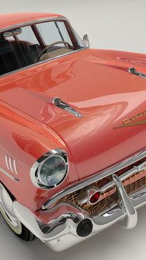 Chevrolet Bel Air 1957 - Red von Marco Romero