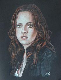 Kristen Stewart by Peter Bahn