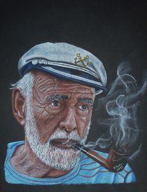 Alter Kapitän von Peter Bahn
