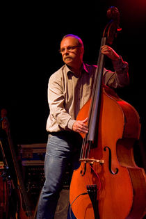 Mr. Bass Man von Keld Bach