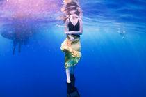 girl underwater von evgeny bashta