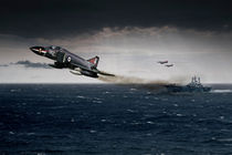 Phantom Launch by James Biggadike
