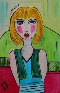 """""""Vicky"""" by Silke Heil-Sandberg"""