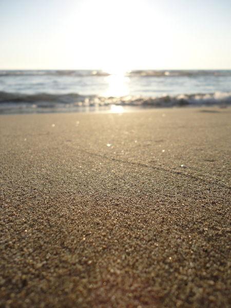 Clear-sand