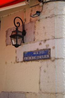 Rue Frederic von Lucia Benzova