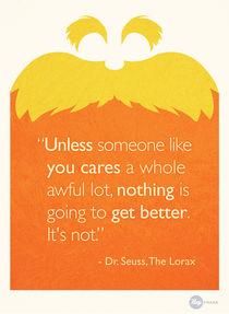 The Lorax - Quote von Hey Frank!