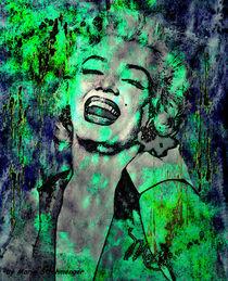 Marilyn Monroe von Marie Luise Strohmenger