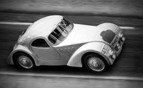 sportcar Jawa 750 1935 B&W von Michal Cavoj