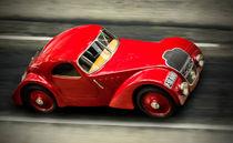 sportcar Jawa 750 1935 von Michal Cavoj