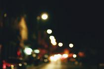Cracow by night by Paulina J. Kozlowska
