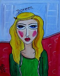 """""""Doreen"""" von Silke Heil-Sandberg"""