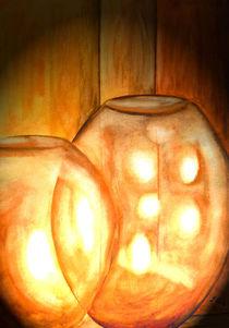 Zwei Vasen by Irina Usova