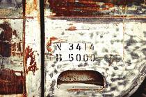 Old old old Car von Marcus Kaspar