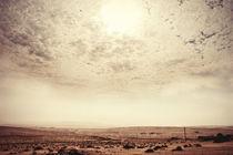 Namibian sky II by Marcus Kaspar