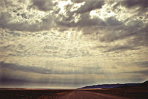 Namibian sky by Marcus Kaspar