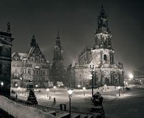 Dresden im Schnee by drachenkind