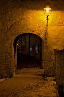 Tor in der Mauer von Ulrich Strauß