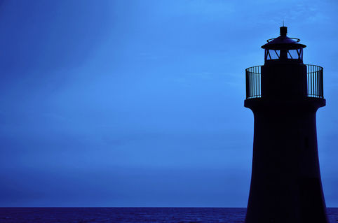 Lighthouse-blue