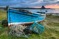 Lindisfarne, Holy Island by Martin Williams