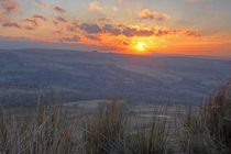 Valley Sunrise by Dan Davidson