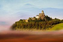 Castle In The Air IV. - Lubovna Castle by Martin Dzurjanik