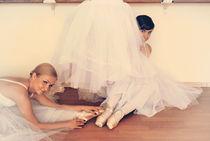 In the ballet school von Malgorzata Topolska