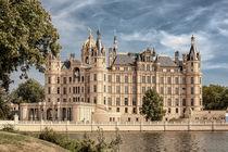 Schloss Schwerin 02 von Benjamin  Jehne