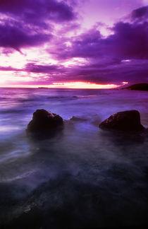 Maui Sunset von Melissa Salter